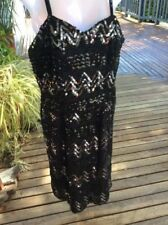 Regular Size Dresses for Women with Sequins 1920s Look