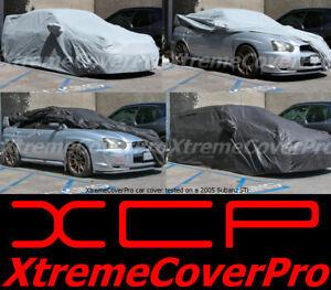 Car Cover 2002 2003 2004 2005 2006 2008 2009 Mitsubishi Evolution w/ Evo Spoiler