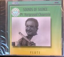 Hariprasad Chaurasia. Sounds Of Silence. CD. Flute. NEW. STILL SEALED. RPG.