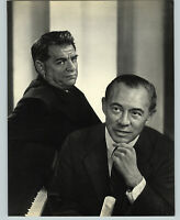 1950 1959 Yousuf Karsh Rodgers Hammerstein ORIGINAL Portrait Art Photo 16X20