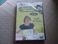 projects and techniques ali reeve dvd new sealed freepost