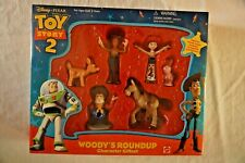 Toy Story 2 Woody's Roundup Character Gift Set by Mattel With Prospector Pete