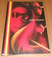 "LUPE FIASCO  11x17  /""Black Light/"" Poster"