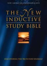 The New Inductive Study Bible (International Inductive Study Series), Acceptable