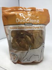 DuoClenz Rawhide Chews for Extra Large Dogs [50+ lbs] (30 count) (T5)