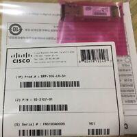 Neu Cisco SFP-10G-LR-S 10GBASE-LR SFP+ 1310nm 10km DOM Transceiver Module