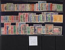 ! British Guyana 1860-1954. Lot Of 73 Stamp. YT#. €150.00!