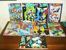 X Men Gli Anni D'oro Albo N. 1 2 3 4 5 6 7 8 9 Marvel Special 1995 1998 Italia