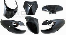 Cubierta Kit de disfraces 6 Piezas revestimiento en negro para Peugeot Vivacidad