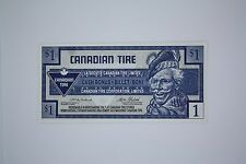 Canadian Tire - 1 $ Note Cash Bonus - UNC