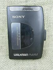 Vintage Sony Wm-Fx 10 Fm/Am Stereo Cassette Walkman Wm-Fx 10 Parts/Repair As Is