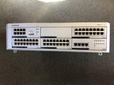 SAMSUNG OfficeServ 7200 Business IP Phone System - 52 Port (Read description)