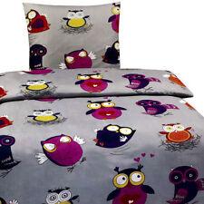 Bettlaken Bettwäschegarnituren mit Bildmotiven 200 cm Breite x 135