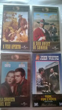 lotto serie western vhs