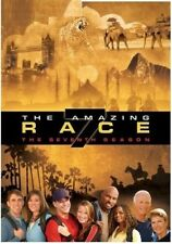 THE AMAZING RACE  7 (2005) Survivor Rob & Amber - US TV Season Series NEW DVD R1
