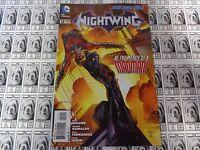 Nightwing (2011) DC - #12, Dick Grayson, Robin, Higgins/Guinaldo, VF (New 52)
