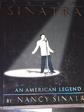BIOHC Frank Sinatra : An American Legend 1915-1998 Hardcover+CD
