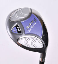 NEW LADIES BEN SAYERS MX1 16 DEG 3 WOOD OFFSET LADY FLEX GRAPHITE SHAFT N COVER