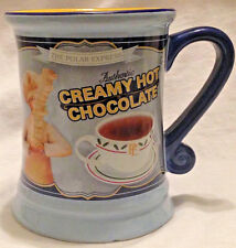 WARNER BROTHER Coffee Mug Tea Cup The Polar Express Creamy Hot Chocolate Mug 3D
