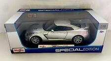 Maisto 1/18 Diecast Model Nissan GT-R
