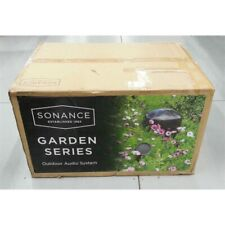 Sonance 93433 Garden Series Outdoor Sgs Landscape Speaker System with Amp 200W*