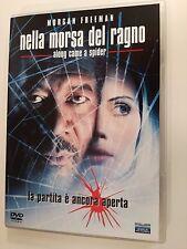 Nella morsa del ragno (Thriller 2001) DVD film di Lee Tamahori, Morgan Freeman