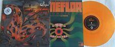 LP COMEFLOR Comeflor ORANGE VINYL 300 copies NASONI REC. N 174  SEALED (Tlön)