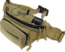 "Maxpedition Octa Versipack Khaki 0455K Main compartment measures 9"" x 5"" x 3"" an"
