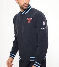 Nike Chicago Bulls para hombre Chaqueta Tamaño Pequeño AH5272-010 de la NBA