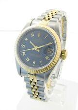 Rolex Datejust 26 Oyster Perpetual Chronometer-Edelstahl/18k. Gold-Damenmodell!