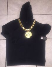 Rocawear Men's Hoodie Sweatshirt Size 2XL BNWT - Rope Chain