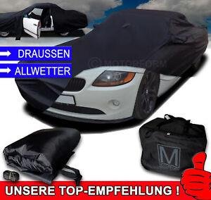 BMW Z4 Cabrio E85 Outdoor Autoplane Schutzhülle Car Cover Abdeckung WASSERDICHT