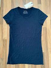 BNWT FAT FACE NAVY BLUE SHORT SLEEVED CLASSIC T-SHIRT SIZE UK 6 SARAH SS TEE