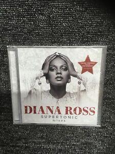 DIANA ROSS - SUPERTONIC - MIXES [CD] NEW & SEALED. Freepost In Uk. Cd Album