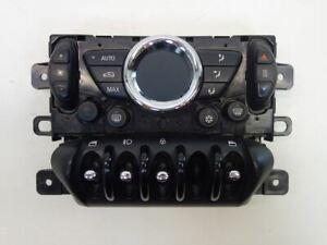 Mini Cooper Auto A/C Control Panel 64113457397 2011-2016 R5x R60