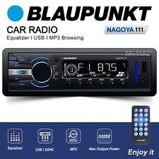 BNIB Blaupunkt Nagoya Mechless Non CD Player Car Stereo FM USB SD Radio Stereo