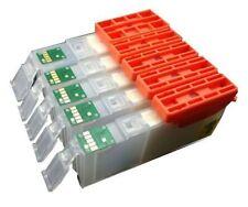 5 REFILLABLE Ink Cartridge  PGI550 CLI551 Canon Pixma iP7250 MG5450 MG6350 MX925