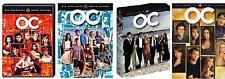 OC O.C. California Staffel 1-4 (1+2+3+4) DVD Set Die komplette Serie NEU OVP
