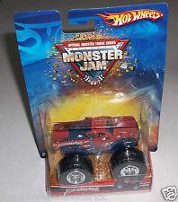 Hot Wheels Monster Jam Brutus #56 Monster Truck Series 2006 - Brand New