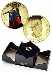 BATMAN V SUPERMAN: DAWN OF JUSTICE - 2016 $100 Gold Coin