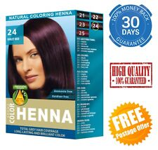 Henna Hair Dye Colour Microfine Powder Natural Organic Herbal Pure Aroma Color