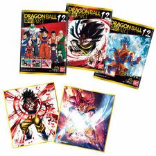 Bandai Dragon Ball Shikishi ART 12 10Pack BOX (CANDY TOY)