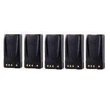 5X Li-ion Battery for Kenwood KNB-24L KNB-TK-2168 TK-3168 TK-2170 TK-3170