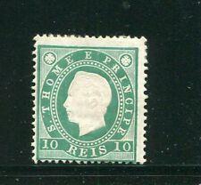 St Thomas #16 Mint