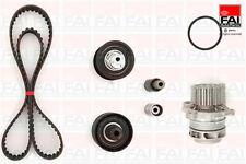TIMING BELT KIT WITH WATER PUMP FOR VW BORA TBK141-6129 OEM QUALITY