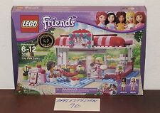 NEW SEALED LEGO 3061 FRIENDS CITY PARK CAFE COFFEE SHOP ANDREA MARIE MINIFIG