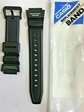 cinturino originale Casio altimetro SGW-300/400 resina - band resin