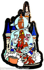 WDW MK Share A Dream Parade: Cinderella Castle Pin