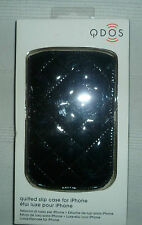 IPhone 3g/s 4 Ltd Edition Quilted slip case  (1st class p+p)