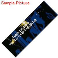 "Lupin the 3rd Third The Castle of Cagliostro Kage Towel 30"" JAPAN ANIME MANGA"